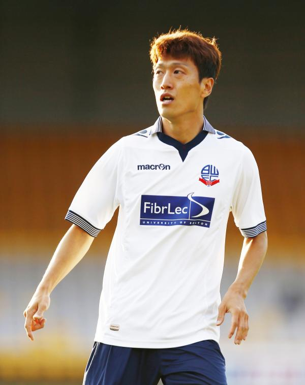 Wanderers winger Chung-Yong Lee