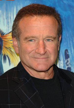 Actor Robin Williams, who has been found dead at home in a suspected suicide.