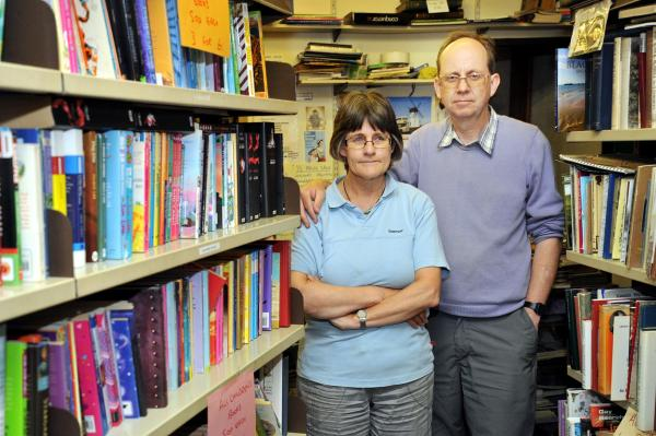 Horwich bookshop owners blame Bolton Council as they close and move to Felixstowe