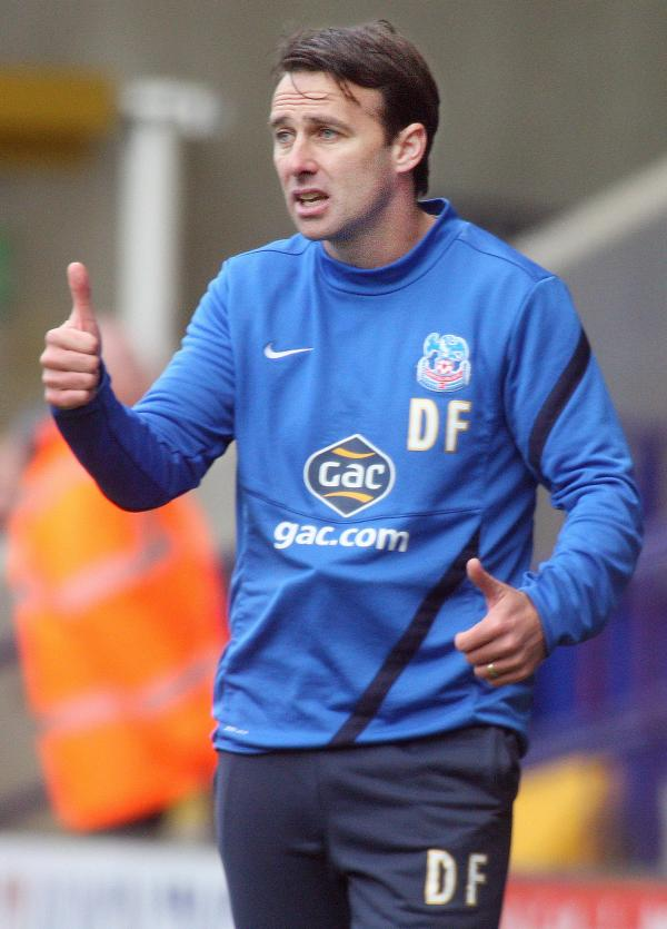 Dougie Freedman is looking for more attacking spark in his side