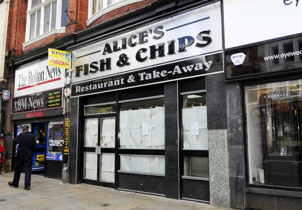 UPDATED: Alice's Fish & Chips closes down