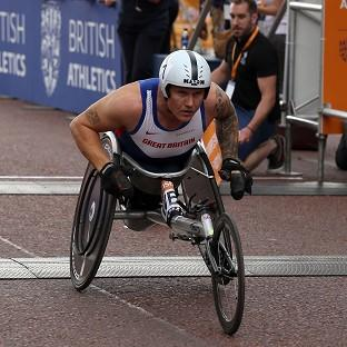 David Weir has been forced to withdraw from the IPC Athletics European Championships