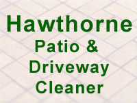 Hawthorne Patio & Driveway Cleaner