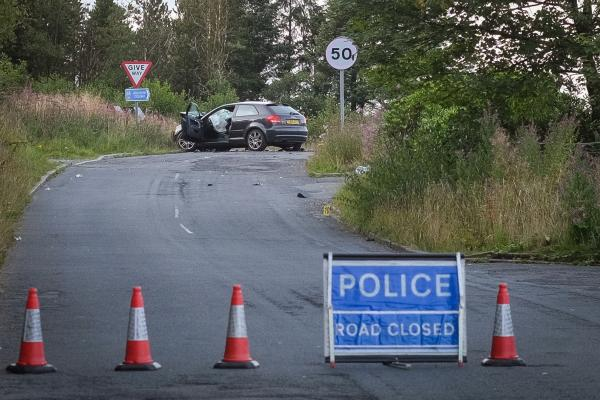 UPDATED: Man dies in motorbike crash on A666 near Egerton