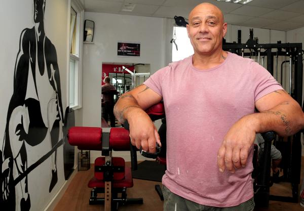 Going straight: Strangeways riots ex-con opens gym in Radcliffe to keep youngsters out of trouble