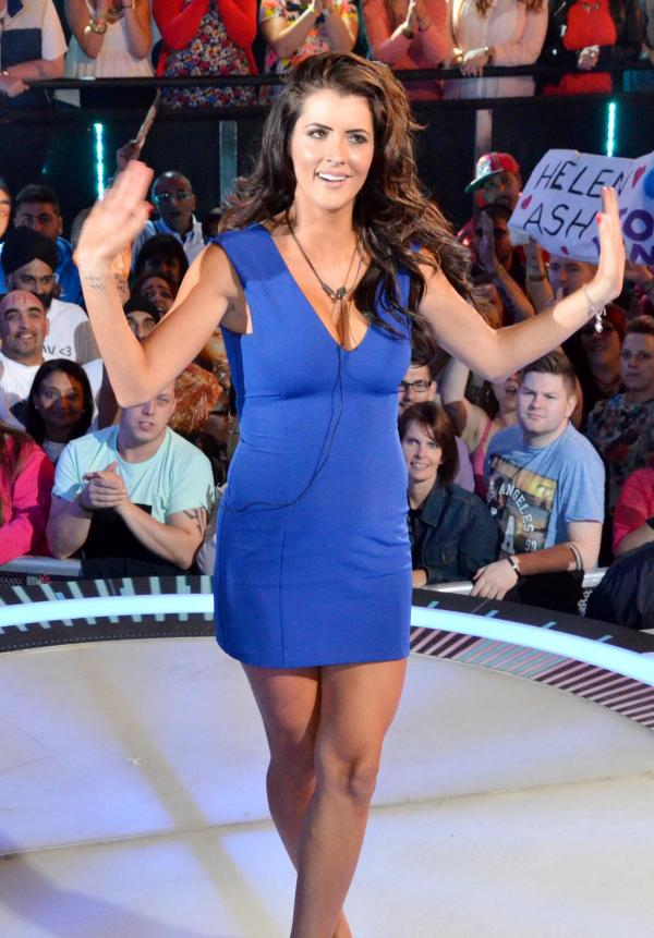 'Winning Big Brother was a godsend', says Helen Wood