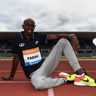 Mo Farah feels he is back to his best following his double European success