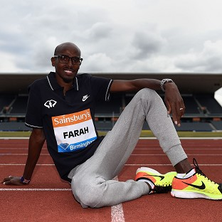 Mo Farah feels he is back to his best following his double European succe