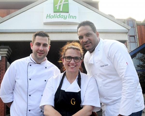 Top chefs serve up seven courses of fine dining at Bolton's Food and Drink Festival