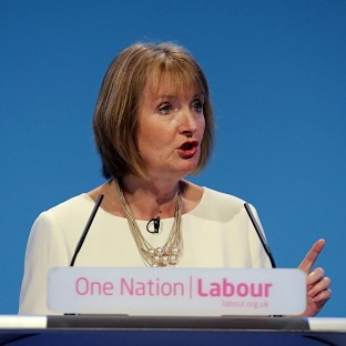 Harriet Harman is to highlight a drop in membe