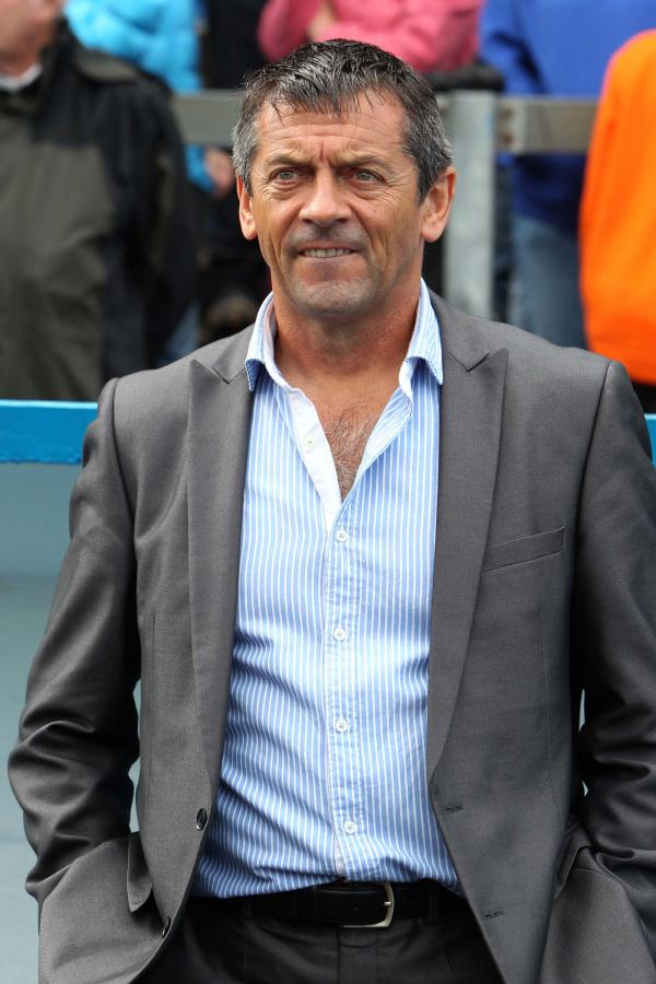 Phil Brown is one of the former Bolton Wanderers players appearing in a charity match on Sunday