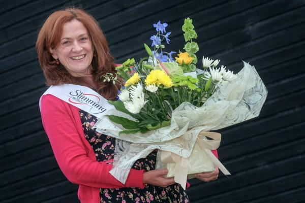 Dr Ruth Grey has been crowned Woman of the Year at Lostock Slimming World