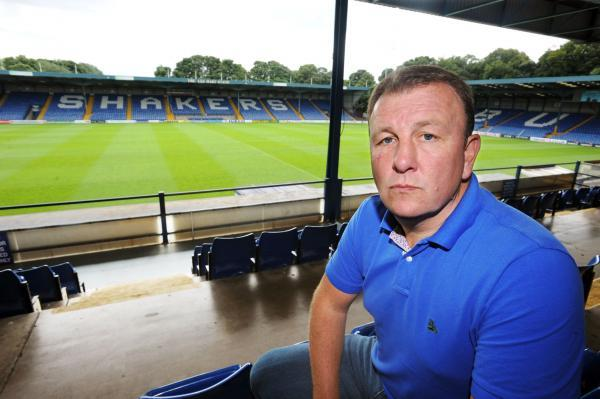 JAMIE HOYLAND: Bury's squad is the best in the division