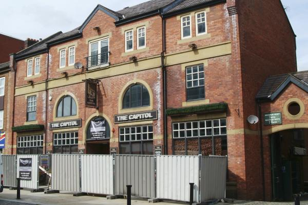 Bolton pub to be turned into Victorian-style 'gin palace'