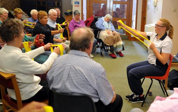 Life after stroke: how Little Lever support group helps survivors and carers get back on track