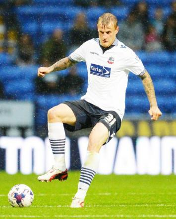 Wanderers defender David Wheater