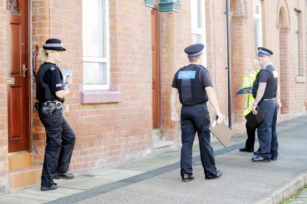 Crackdown on crime in Deane and Daubhill