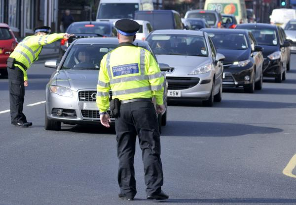 Police crackdown on drivers in Deane and Daubhill