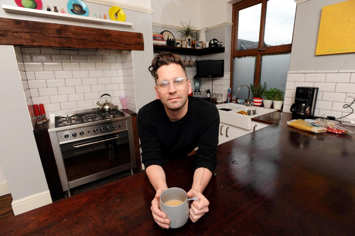horwich designer to feature in bbc tv show your home in their  - horwich designer to feature in tv show after revamping stranger's kitchen