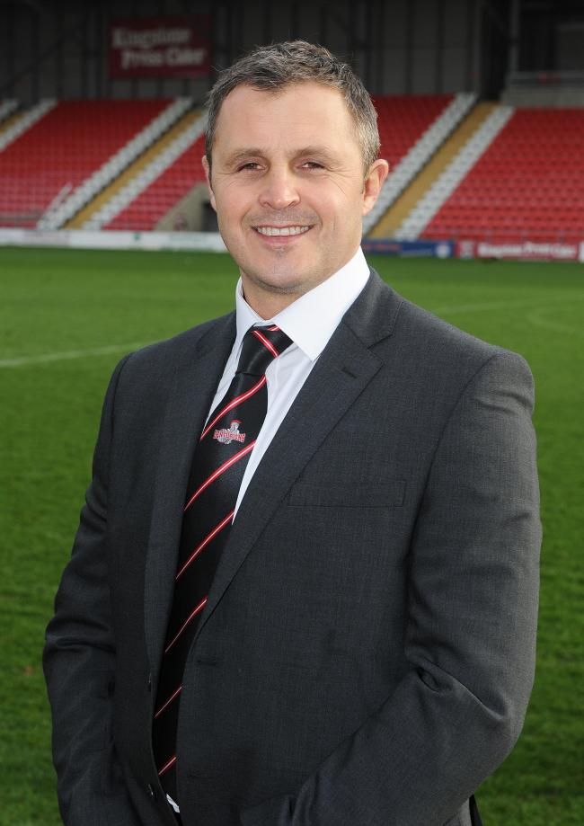 Paul Rowley guided his side to Grand Final glory