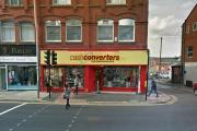 Cash Converters in Deansgate, Bolton. Picture from Google Maps.