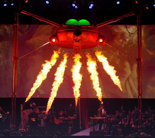 Jeff Wayne's Musical Version of the War of the Worlds — the Final Arena Tour