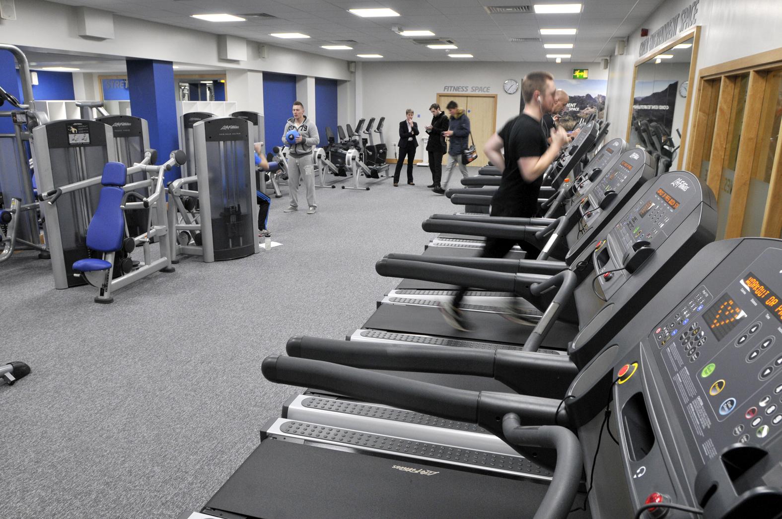 Horwich gym