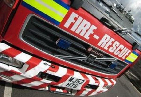 999 call after Chinese food menu catches fire