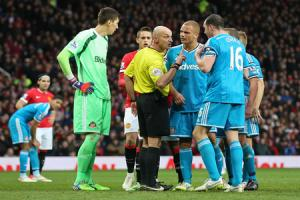 MARK HALSEY: Refereeing chiefs just confused the issue over mistaken identity