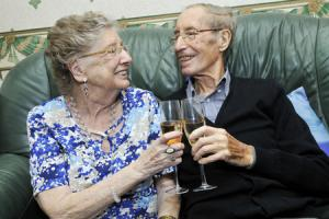 Farnworth couple celebrate 65th wedding anniversary