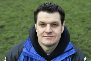 Daisy Hill manager Craig Thomas eyes late bid for play-off