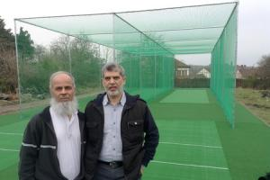 Deane and Derby Cricket Club boosted by super new nets practice areas