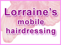 Lorraine's Mobile Hairdressing