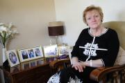 HELL: Susan Harbot of Horwich has has spoken out about living with Parkinson's Disease.