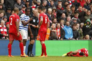 MARK HALSEY: Big games are still blighted by key match errors from officials
