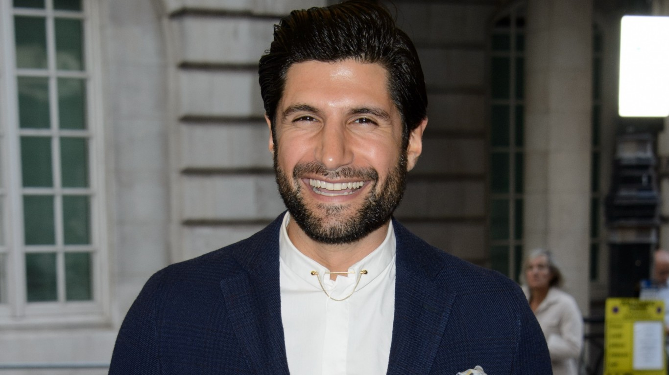 kayvan novak married
