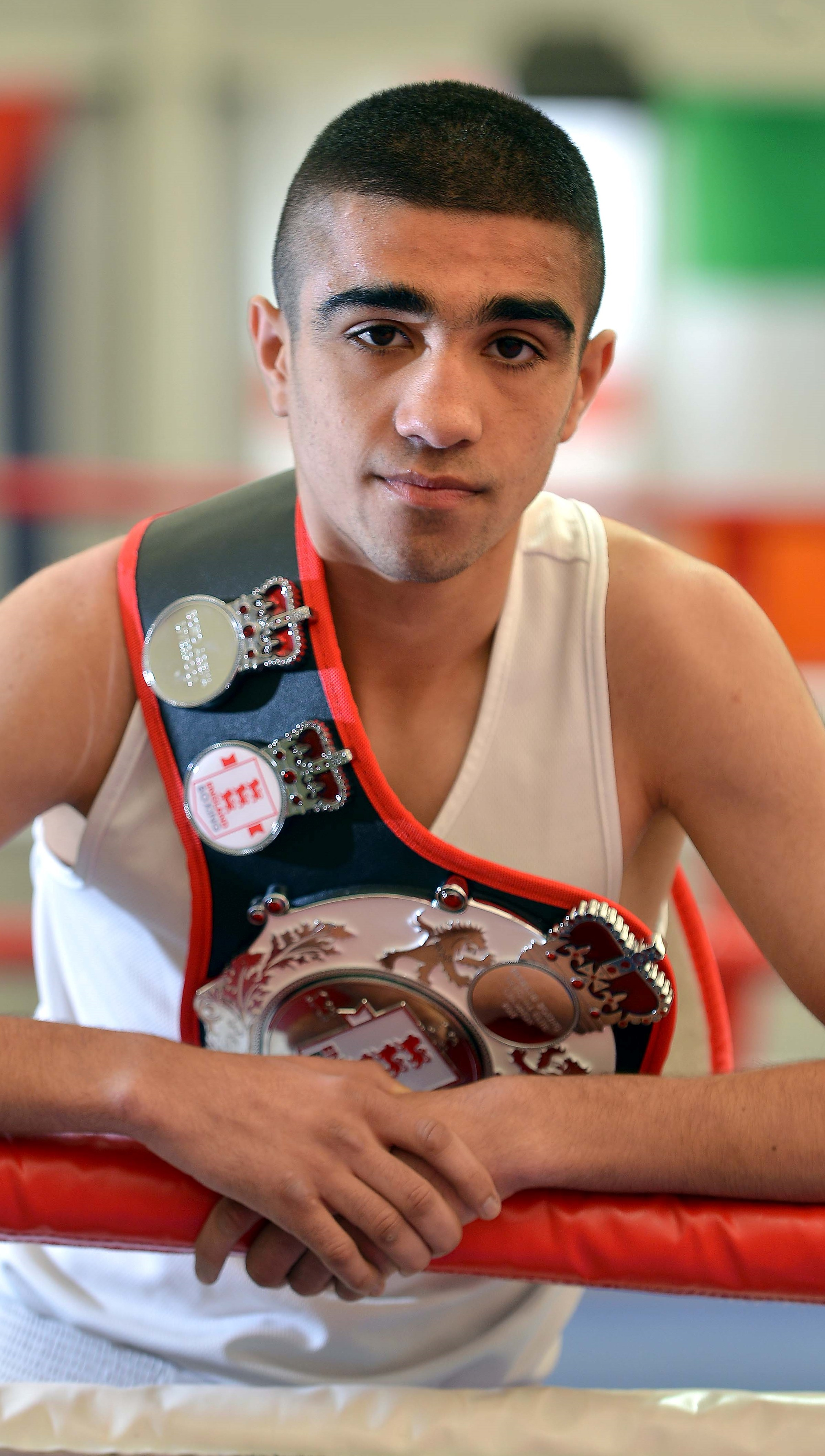 RISING STAR: Muhammad Ali is tipped for the top