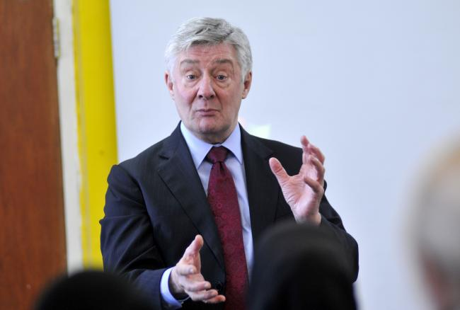 CONCERN: Tony Lloyd said the figures were a wake-up call