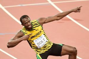 Usain Bolt eyes hat-trick of gold medals at World Championships