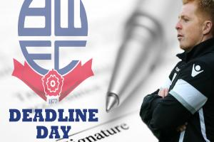 TRANSFER DEADLINE DAY: Catch up with the latest Bolton Wanderers breaking news here