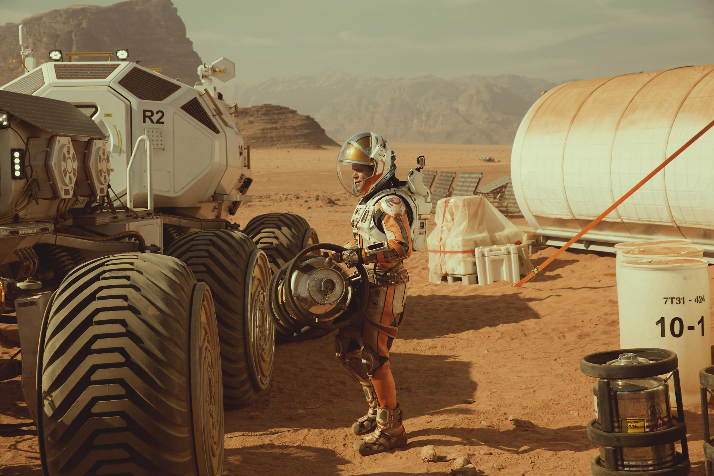 Martian Movie Online Free Watch In Hindi