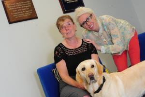 Become a befriender for blind people in Bolton