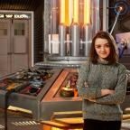 The Bolton News: Game Of Thrones star Maisie Williams: Working on Doctor Who was 'a joy'