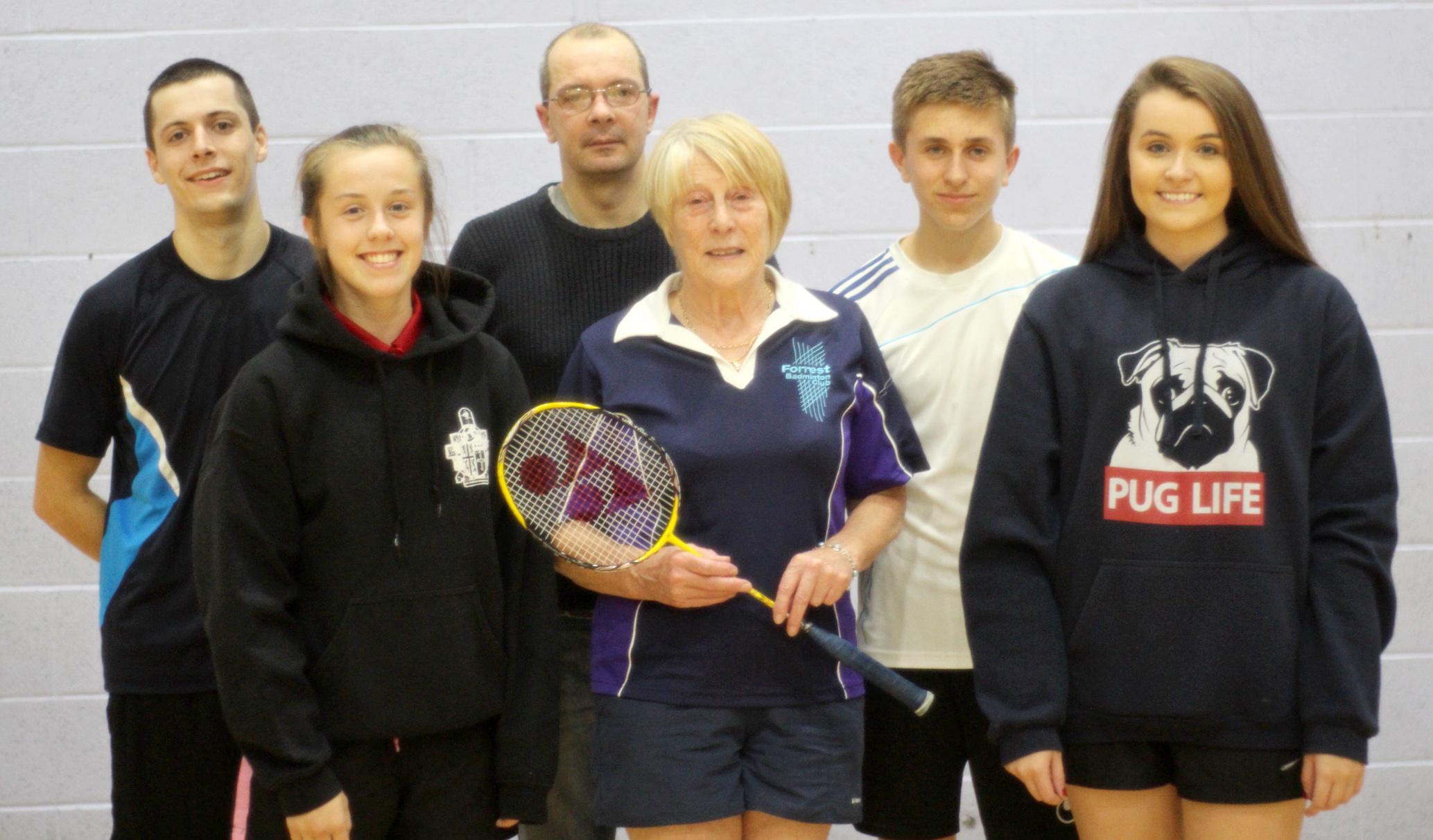 Bolton badminton