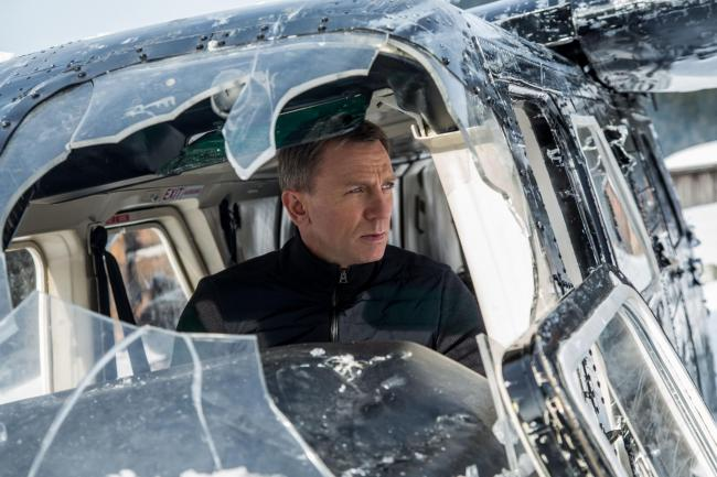 Daniel Craig stars as James Bond in Metro-Goldwyn-Mayer Pictures/Columbia Pictures/EON Productions' action adventure SPECTRE. (43730080)