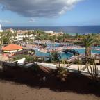 The Bolton News: STUNNING: The view from the Barceló Jandía Mar hotel