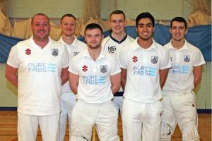 Record entry of 16 for the Anthony Axford Bolton Cricket League annual indoor competition