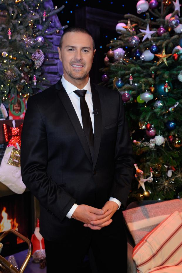 The Bolton News: SONGS: Paddy McGuinness hosts the Abba Christmas Party
