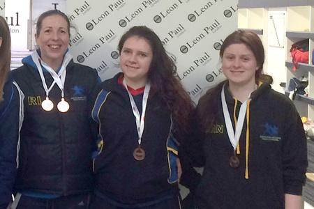 Rivington Park fencers take bronze in national championships