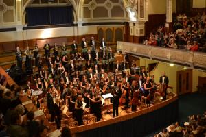 Orchestra hails 'one of best ever evenings' with concert of music from hit films
